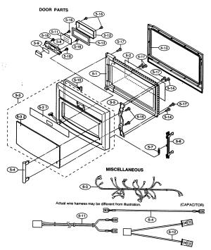 Microwave Parts Sharp – BestMicrowave