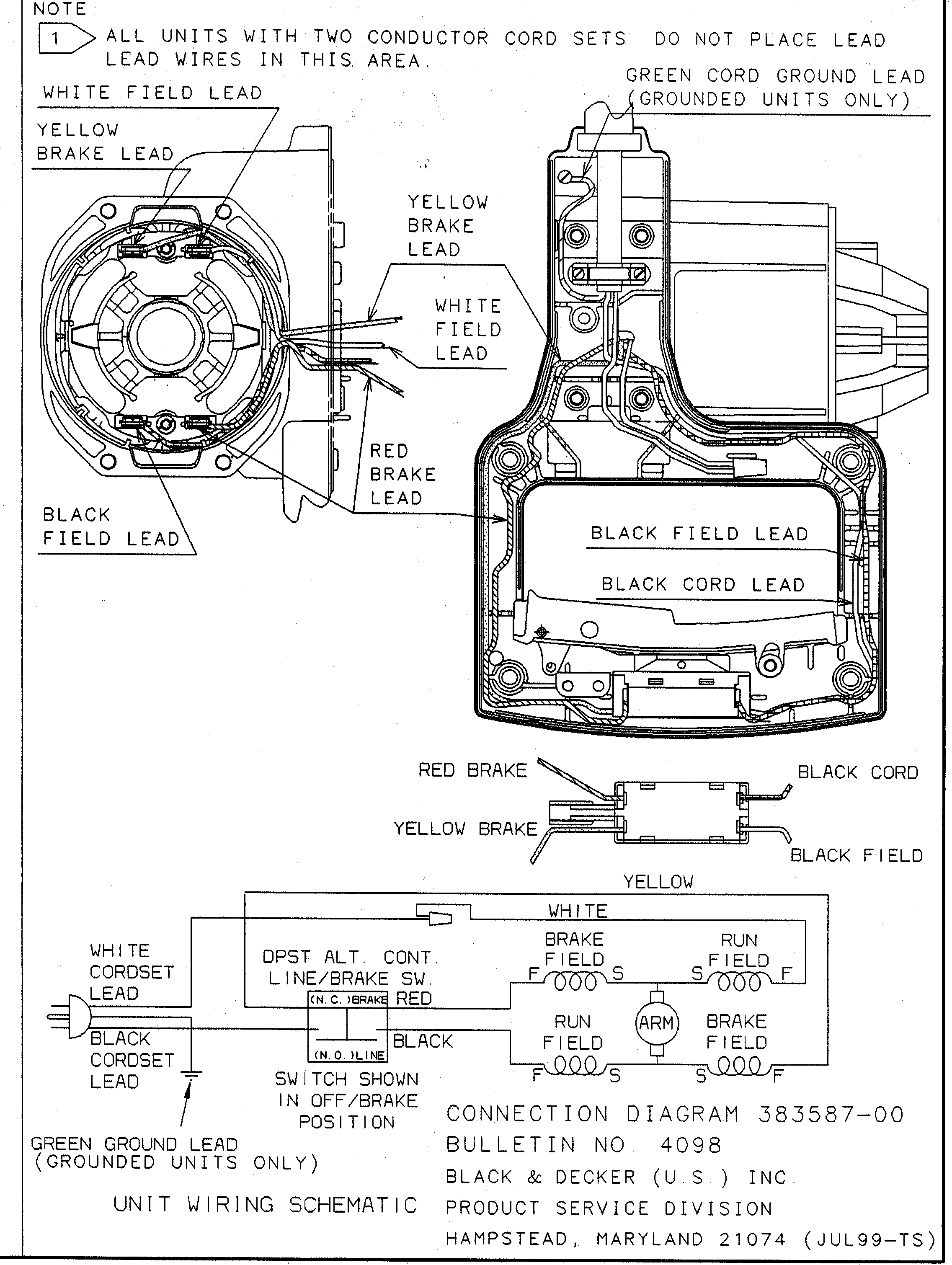 dewalt wiring diagram captain source of wiring diagram Dewalt DC500 Wiring-Diagram