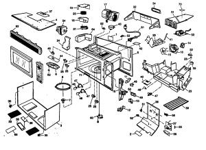 Panasonic Microwave Parts Manual – BestMicrowave
