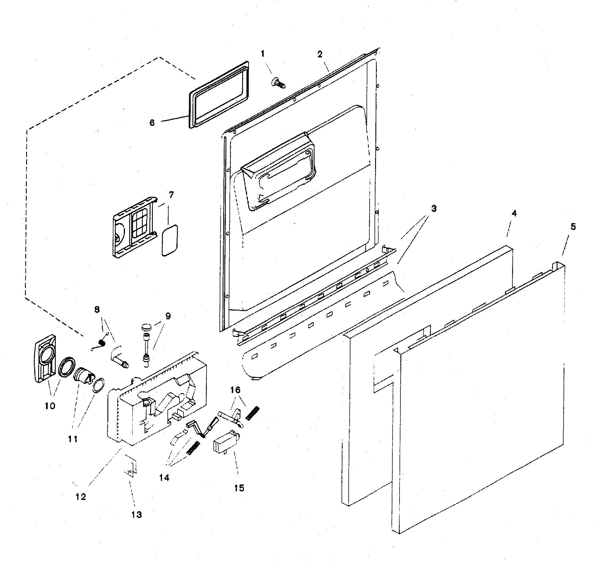 Bosch Dishwasher Parts: Bosch Dishwasher Parts List