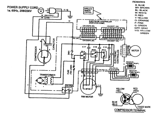 small resolution of lg inverter air conditioner wiring diagram