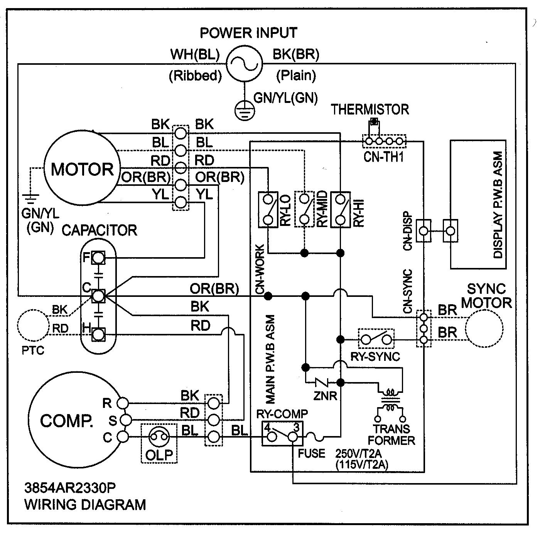 [DIAGRAM] Wiring Diagram Of Lg Split Ac FULL Version HD
