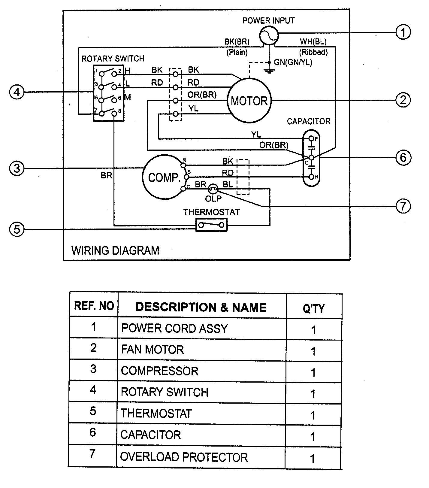 goodman wiring diagram air conditioner problems freightliner diagrams for m2 2000 f150 where is fuse html autos post