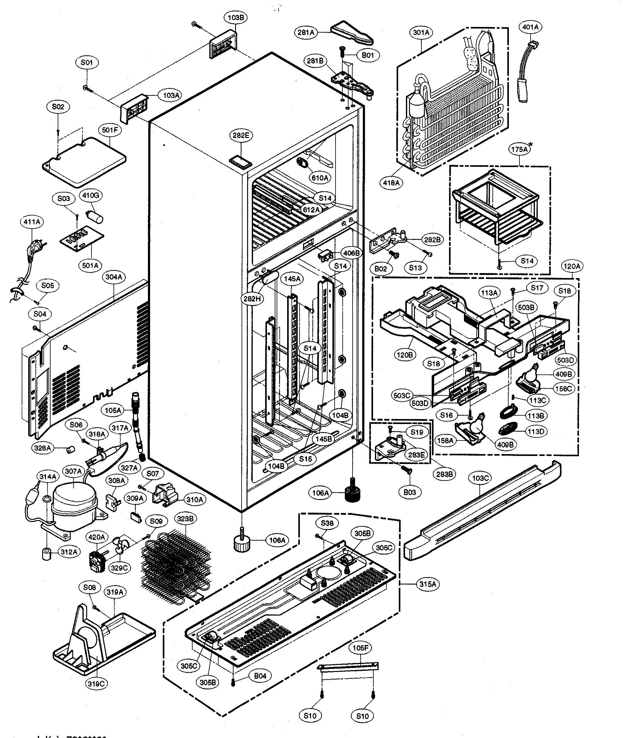Refrigerator Parts news: Kenmore 795 Refrigerator Parts