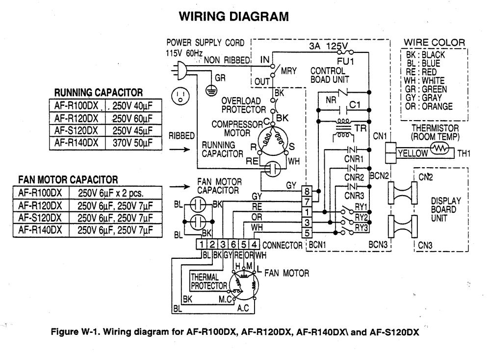 medium resolution of central air conditioner central air conditioner wiring diagram
