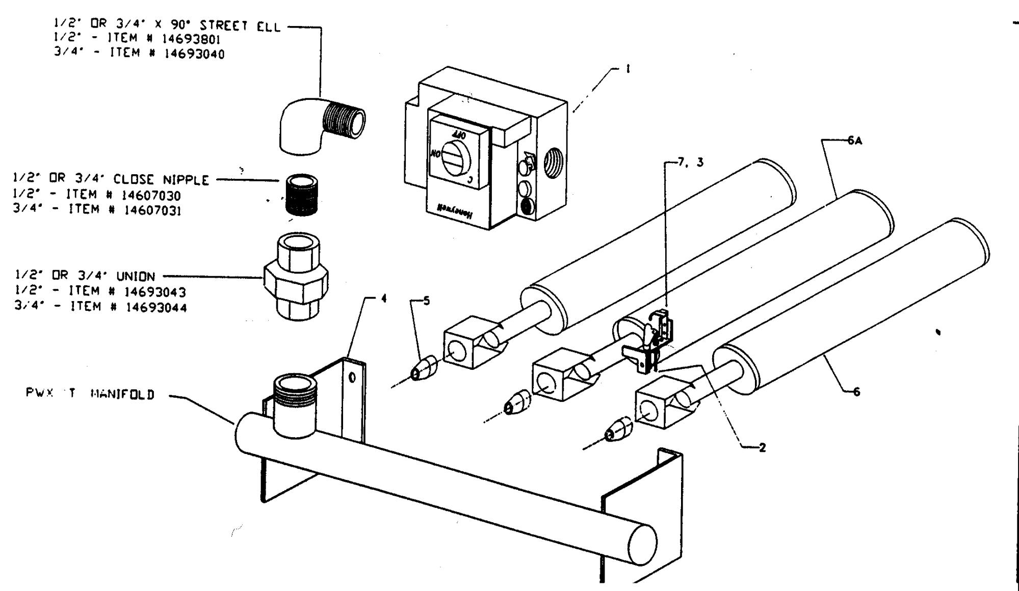 hight resolution of boiler part diagram