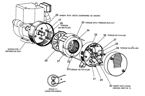 small resolution of devilbiss cgbv4000 1 engine motor diagram