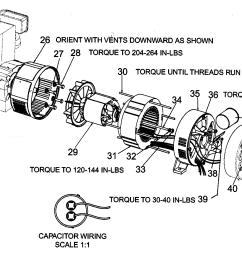 devilbiss generator engine motor parts [ 1903 x 1217 Pixel ]