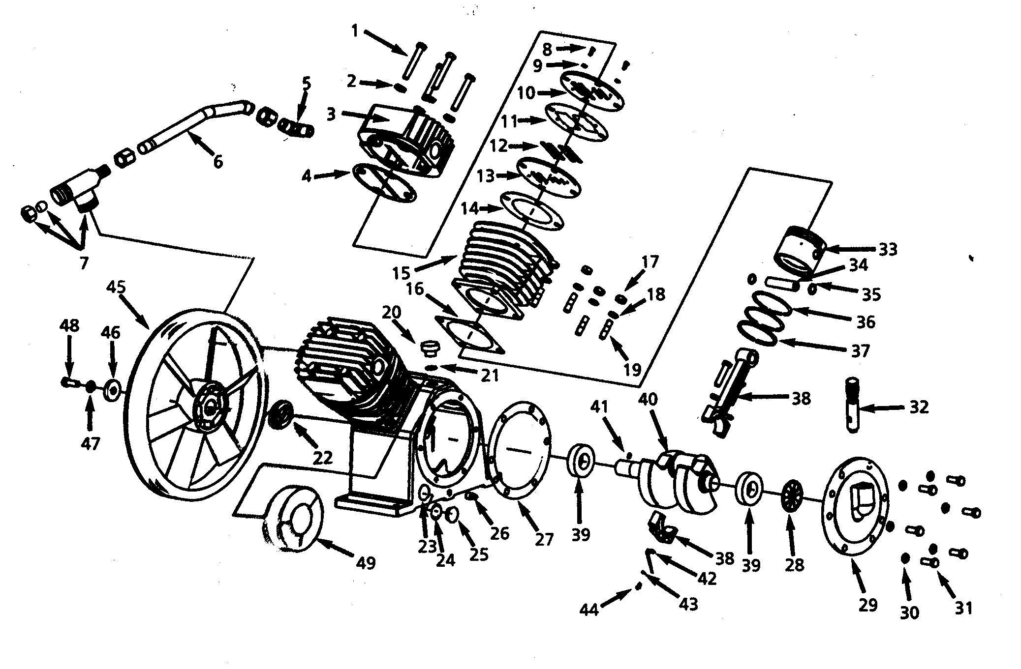 Wiring Diagram For Campbell Hausfeld Compressor