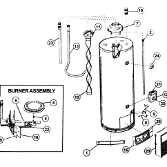 Kenmore Hot Water Heater Wiring Diagram Apc Smart Ups Sc 1500 Battery Parts Model 153331443 Sears