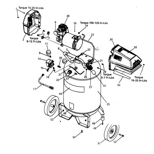 small resolution of craftsman compressor wiring diagram wiring diagram sort wiring diagram for craftsman air compressor