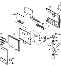 lcd tv diagram components wiring diagrams one lcd tv diagram components wiring diagram forward lcd tv [ 2525 x 1931 Pixel ]
