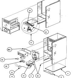 carrier furnace schematic wiring diagram sample carrier furnace parts schematic carrier furnace schematic [ 2174 x 2452 Pixel ]