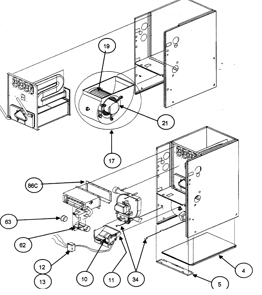 medium resolution of carrier furnace schematic wiring diagram sample carrier furnace parts schematic carrier furnace schematic
