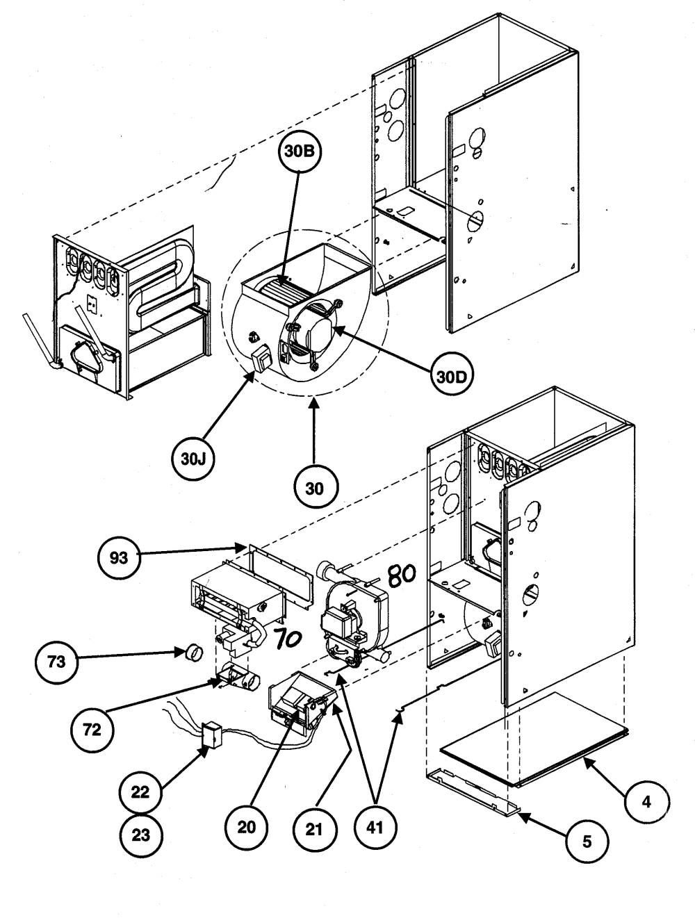 medium resolution of carrier furnace diagram