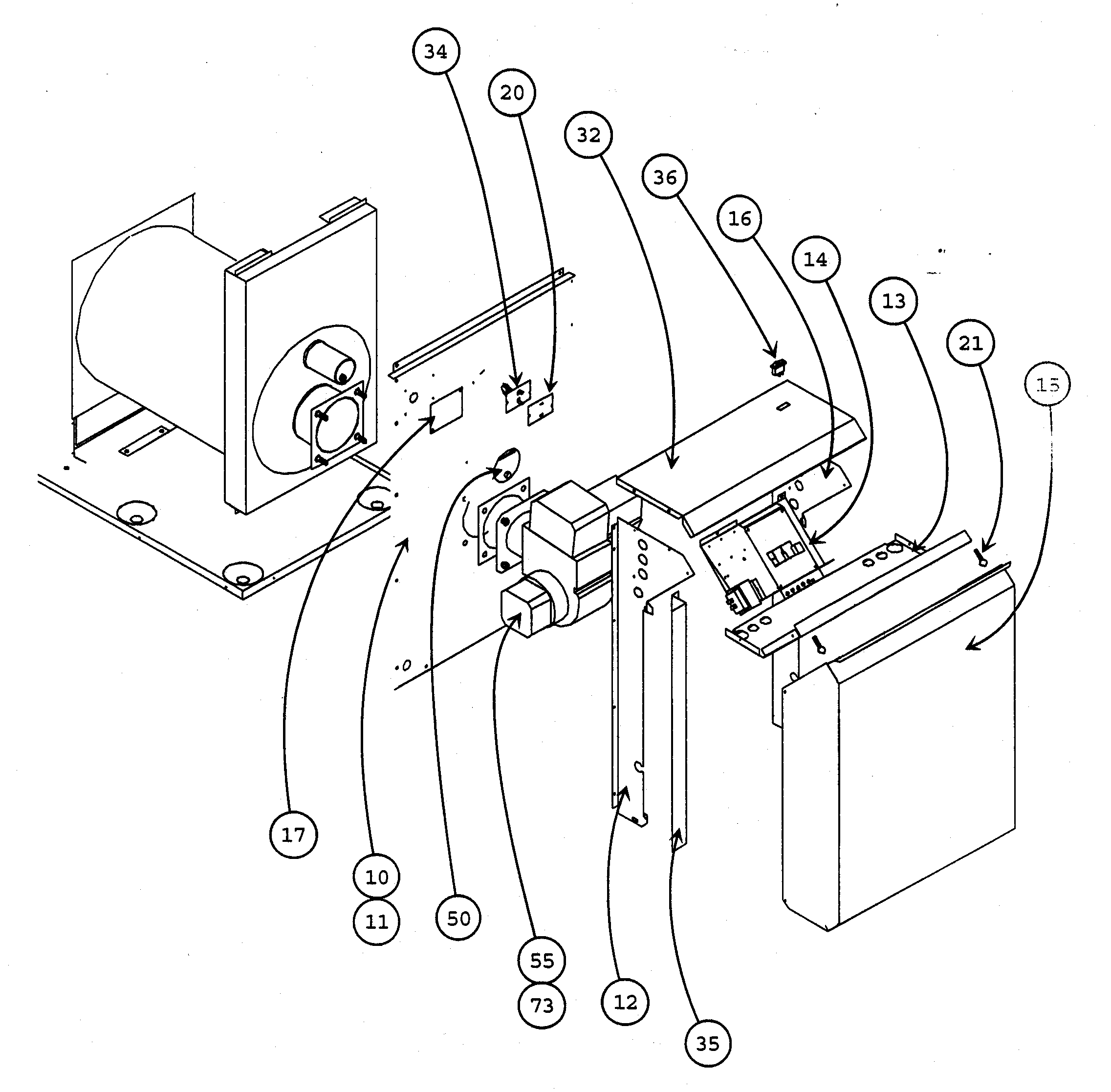 Carrier Furnace: Carrier Furnace Parts