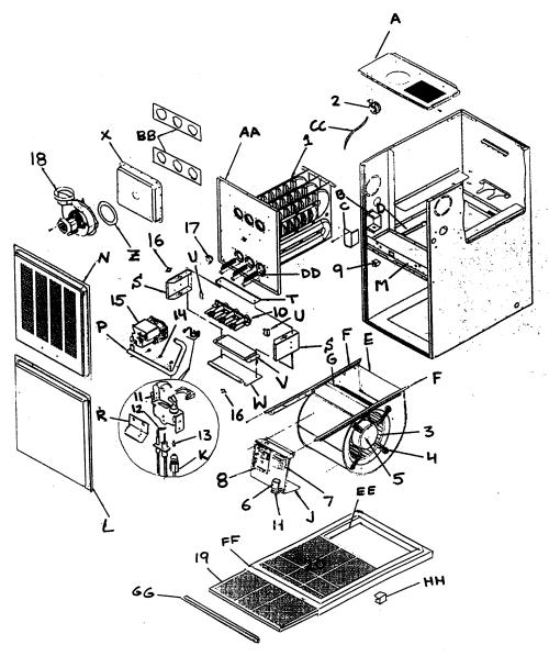 small resolution of heil furnace diagram wiring diagrams global heil dc90 furnace parts diagram heil furnace diagram