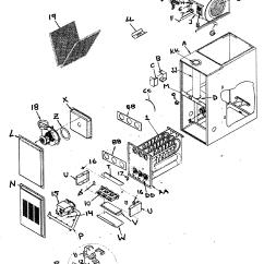 Goodman Furnace Parts Diagram Wiring Of Solar Panel System Gas Heat Exchanger Free Engine Image