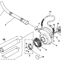 Stihl 028 Av Parts Diagram 9 Pin Connector 044 Chainsaw Free Engine Image