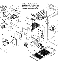 pictures of bryant furnace parts diagram [ 2867 x 2210 Pixel ]