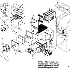 Oil Furnace Parts Diagram 1996 Grand Cherokee Wiring Ruud Ga Database