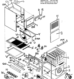 york gas furnace parts diagram wiring source coleman mobile home furnace schematics mobile home intertherm furnace parts diagram [ 2345 x 3092 Pixel ]