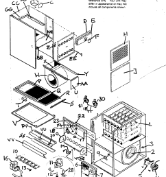 diagram home 702110702 bambuzo heil gas furnace parts diagram heil [ 2201 x 2831 Pixel ]