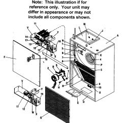 Goodman Awuf Air Handler Wiring Diagram Spanish Inquisition Venn Icp Parts Model Fwm2411a1 Sears Partsdirect