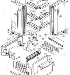 refrigerator parts diagram on kenmore 795 refrigerator parts diagram kenmore refrigerator wiring diagram model 795 77543600 [ 2056 x 2659 Pixel ]