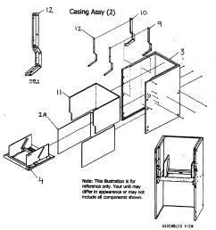 payne ga furnace schematic [ 2155 x 2443 Pixel ]