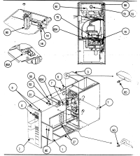 CARRIER Furnace Blower Parts