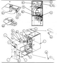 CARRIER Furnace Blower Parts | Model 58MTA060F10112 ...