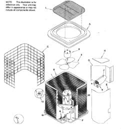 icp hac030aka1 condensing unit diagram [ 2241 x 2864 Pixel ]