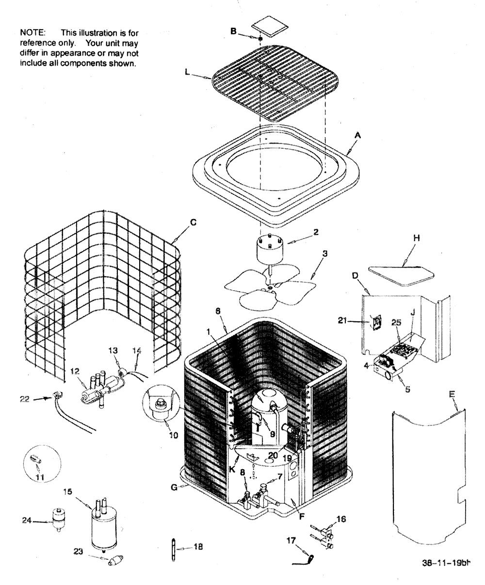 medium resolution of icp hhp036aka1 heat pump diagram