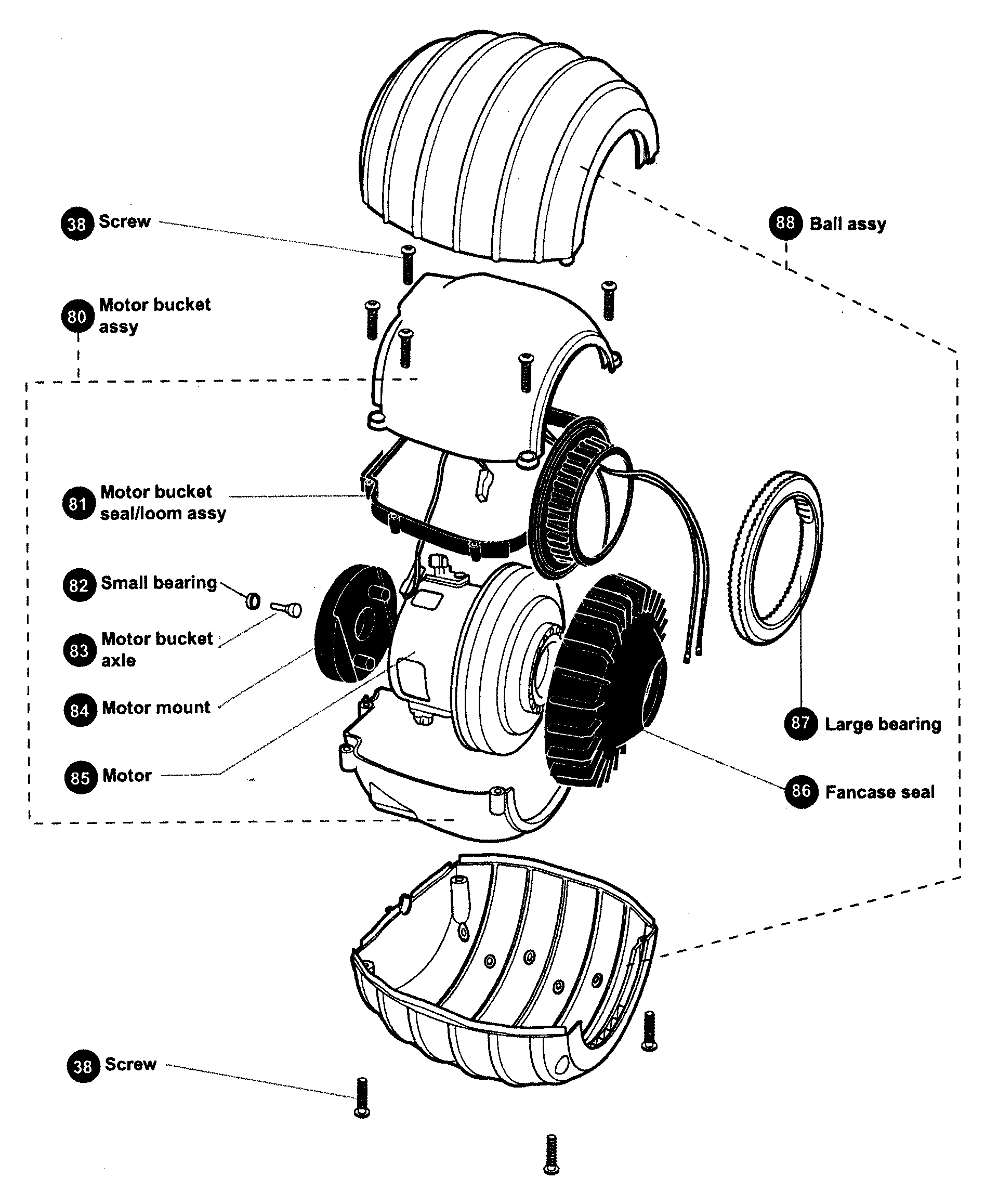 MANUAL DYSON DC07  Auto Electrical    Wiring       Diagram