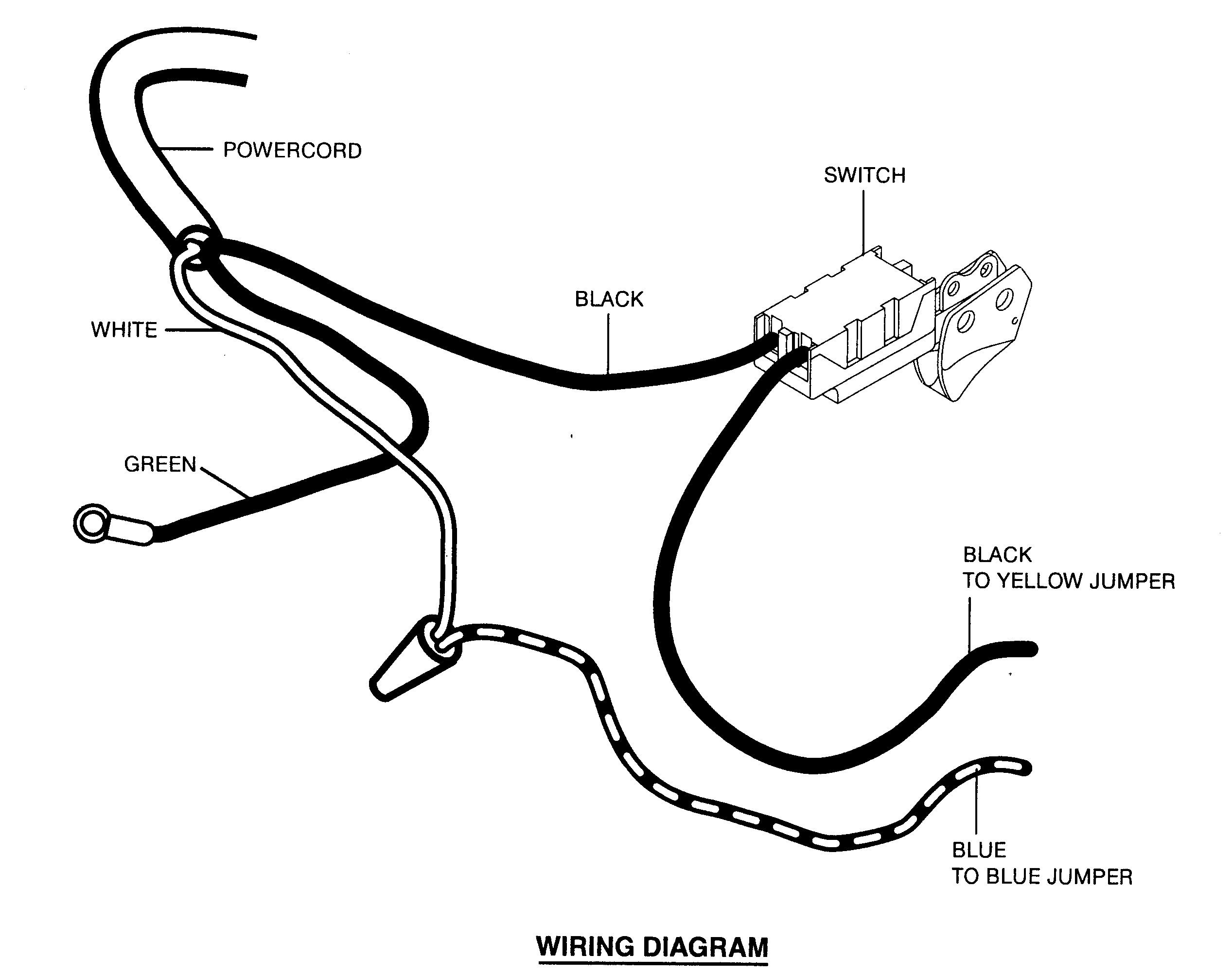 Ridgid Table Saw Switch Wiring Diagram