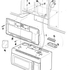 Lg Microwave Oven Circuit Diagram Allen Bradley Typical Wiring Diagrams Parts  Bestmicrowave