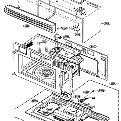 Kenmore Elite Parts Diagram Wiring For House Oven Cavity And List Model