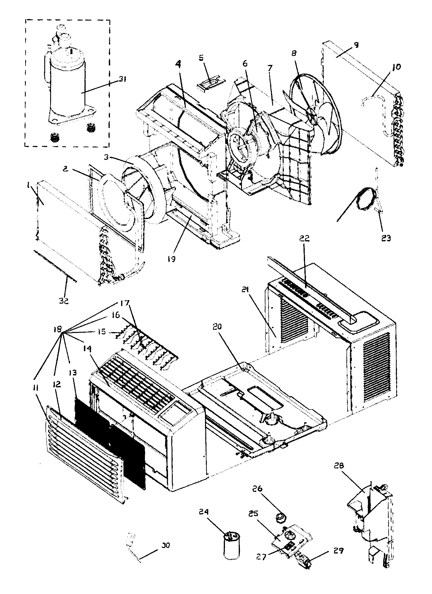 [DIAGRAM] Wiring Diagram Haier Air Conditioner FULL
