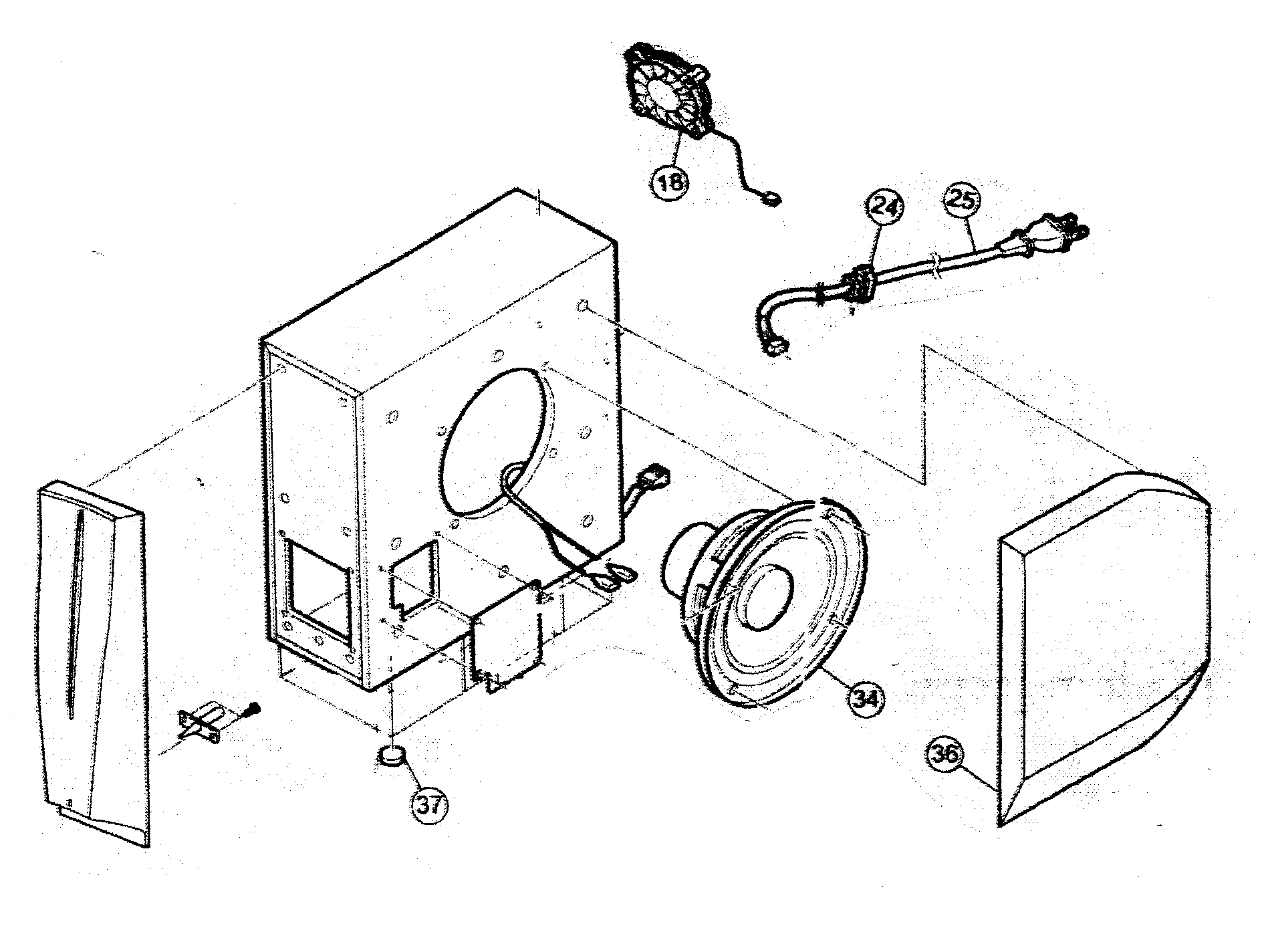 parts of a speaker diagram bunn coffee maker wiring and list for model thc3 jvc