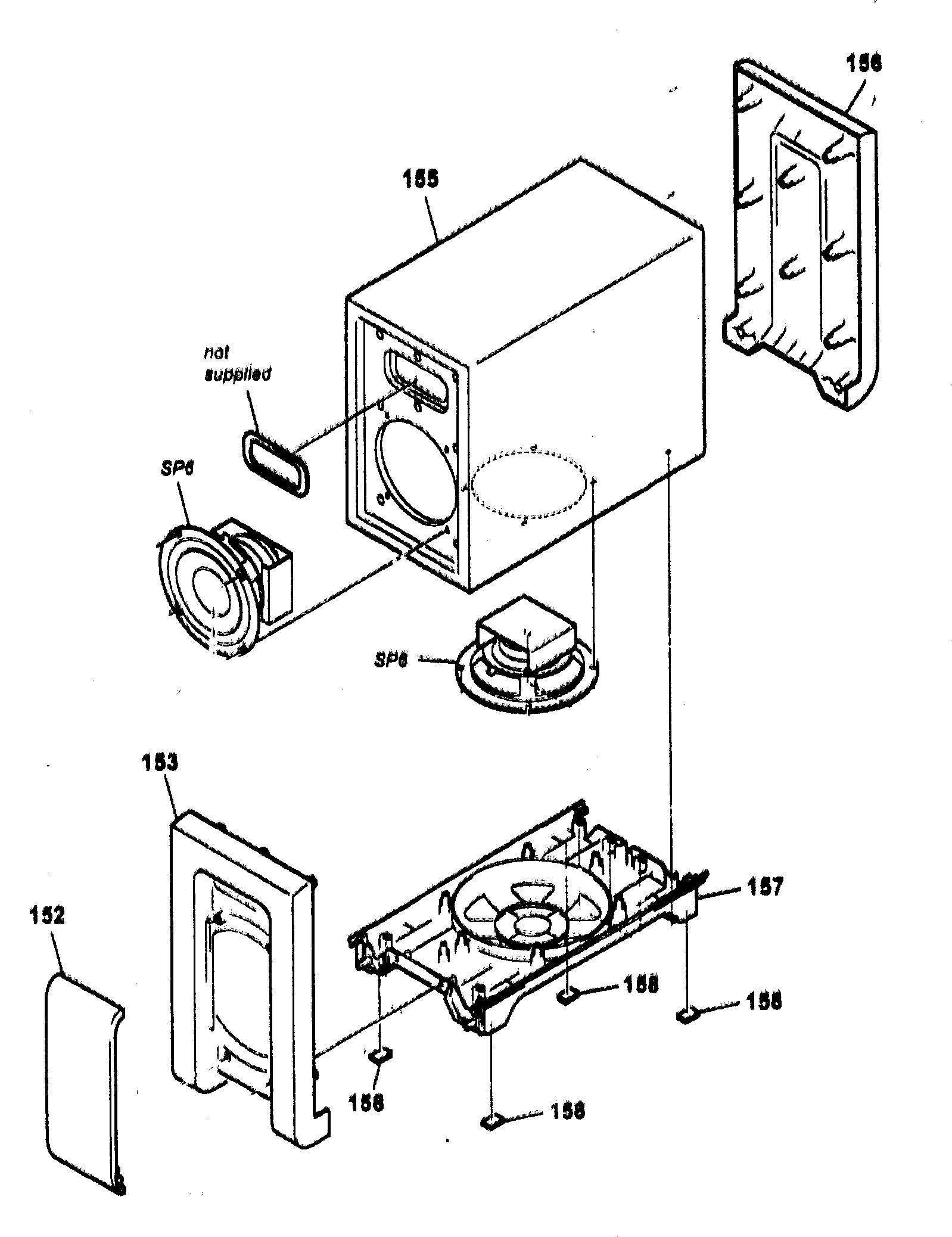 hight resolution of sony ss ws12 speaker diagram