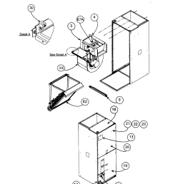carrier fa4cnf036000aaaa cabinet parts diagram [ 1462 x 1618 Pixel ]