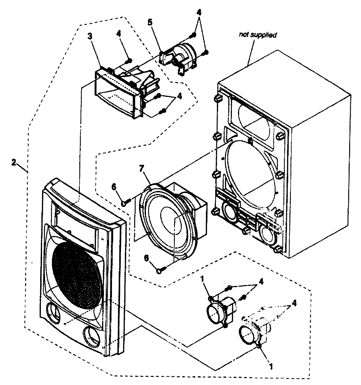 parts of a speaker diagram simplicity 6216 wiring 301 moved permanently