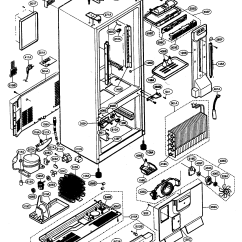 Cabinet Door Diagram Ez Go Txt Battery Parts And List For Model 79577319600