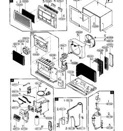 haier air conditioner wiring diagram wiring diagrams tappan air conditioner wiring diagram friedrich model us10b10a air [ 1518 x 1683 Pixel ]