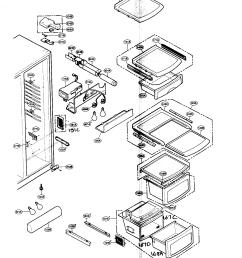 lg lsc27950sw refrigerator compartment diagram [ 1412 x 1628 Pixel ]