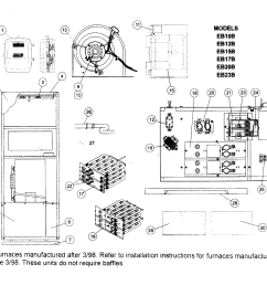 looking for coleman evcon model eb20b rev f furnace repair coleman furnace eb20b wiring diagram [ 1625 x 1499 Pixel ]