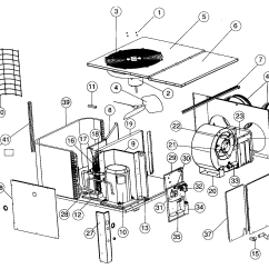 Air Conditioning Components Diagram Drz 400 Wiring Nordyne Conditioner Parts Model 048p3rc Sears