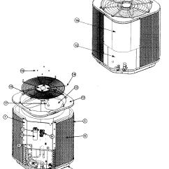 Nordyne Condenser Unit Wiring Diagram Sub Zero 532 Parts Intertherm Air Conditioner Get Free Image