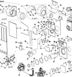 nordyne model m1md070 furnace heater gas genuine parts whirlpool furnace wiring diagram nordyne furnace wiring diagram source intertherm electric  [ 2150 x 1448 Pixel ]